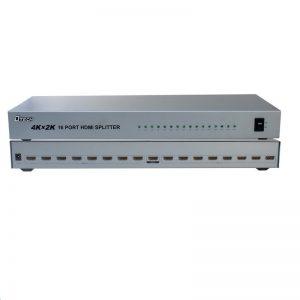 اسپلیتر HDMI شانزده پورت Dtech DT-7416