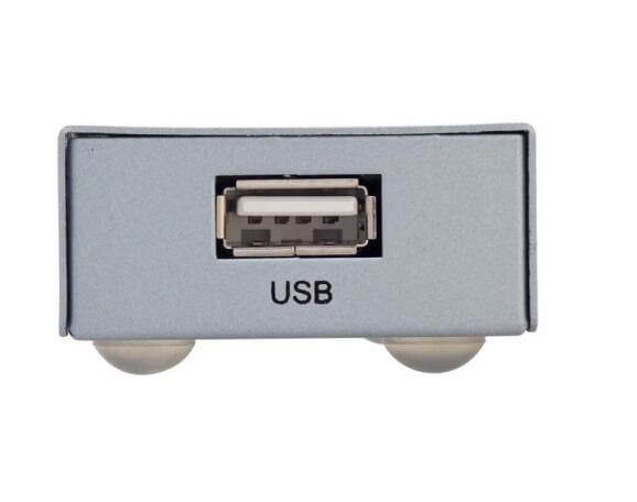 دیتا سوئیچ پرینتر 2 پورت USB دیتک مدل DTECH DT-8321