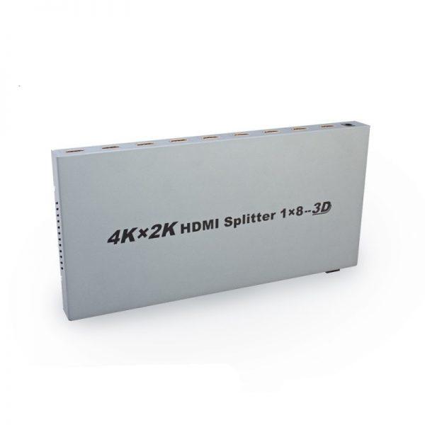 اسپلیتر HDMI 4K هشت پورت Dtech DT-7148