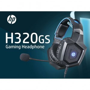 هدست گیمینگ با سیم اچ پی HP H320GS