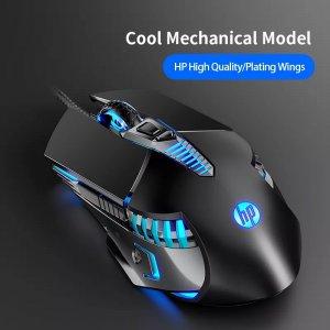 ماوس با سیم اچ پی مدل HP G160