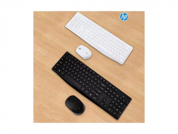 ماوس و کیبورد اچ پی بیسیم مدل HP CS10